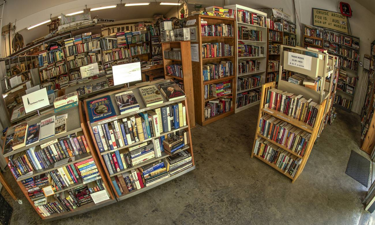 Used Book Area_S