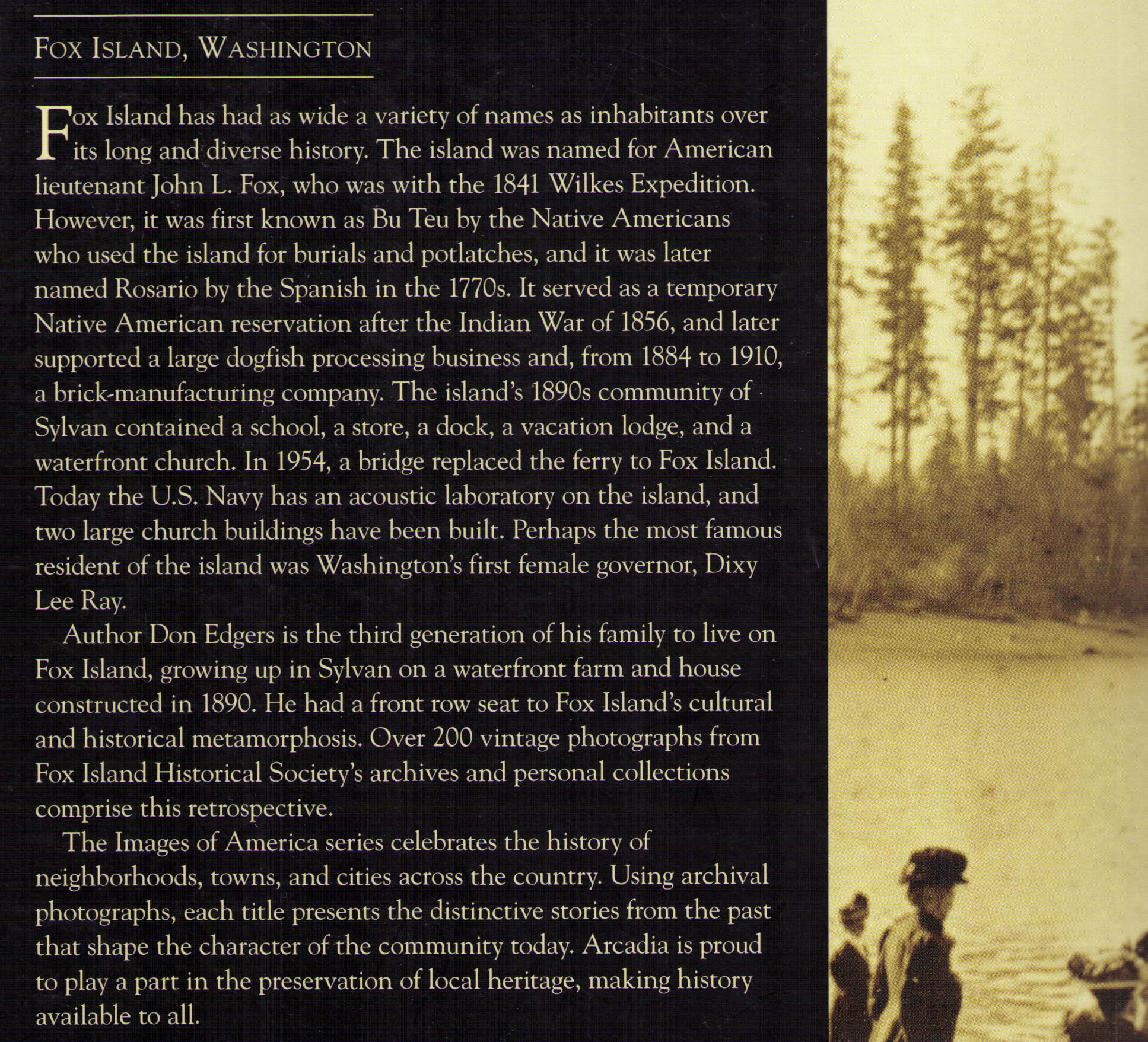 Fox Island (Images of America)